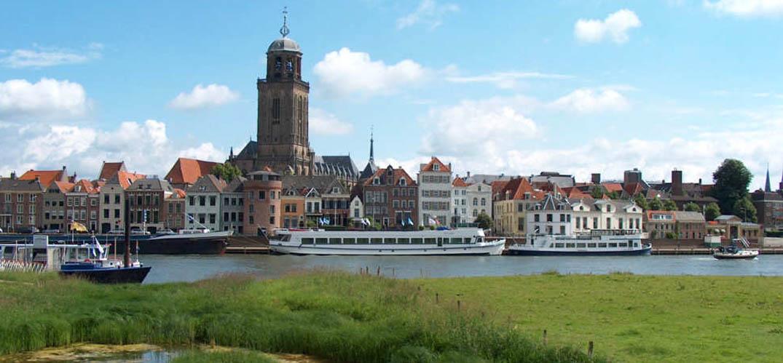 vrijgezellenfeest in Deventer